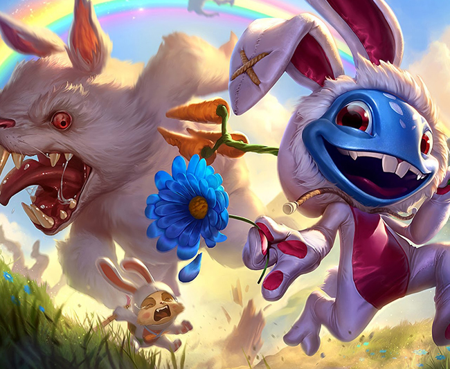 Cottontail Fizz - League of Legends