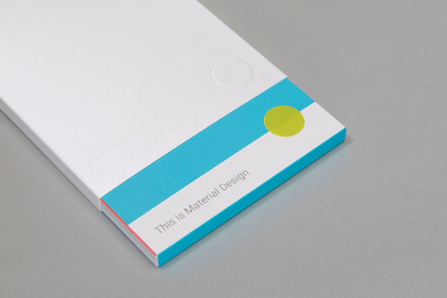Material Design Card - Card-Based Layout