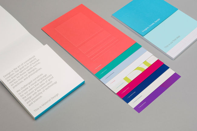 Material Design Card Elements